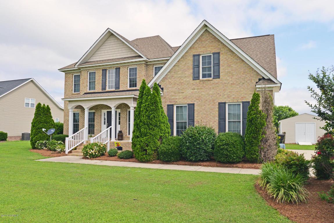 3361 Prescott Lane, Greenville, NC 27834 (MLS #100017517) :: Century 21 Sweyer & Associates