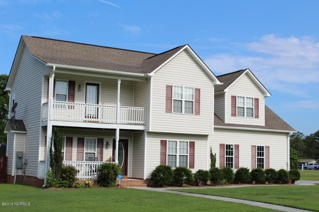 305 Rock Creek Drive S, Jacksonville, NC 28540 (MLS #100017627) :: Century 21 Sweyer & Associates