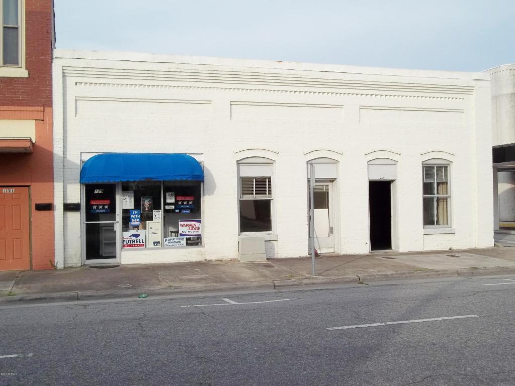 127 E Main Street, Washington, NC 27889 (MLS #100017651) :: Century 21 Sweyer & Associates