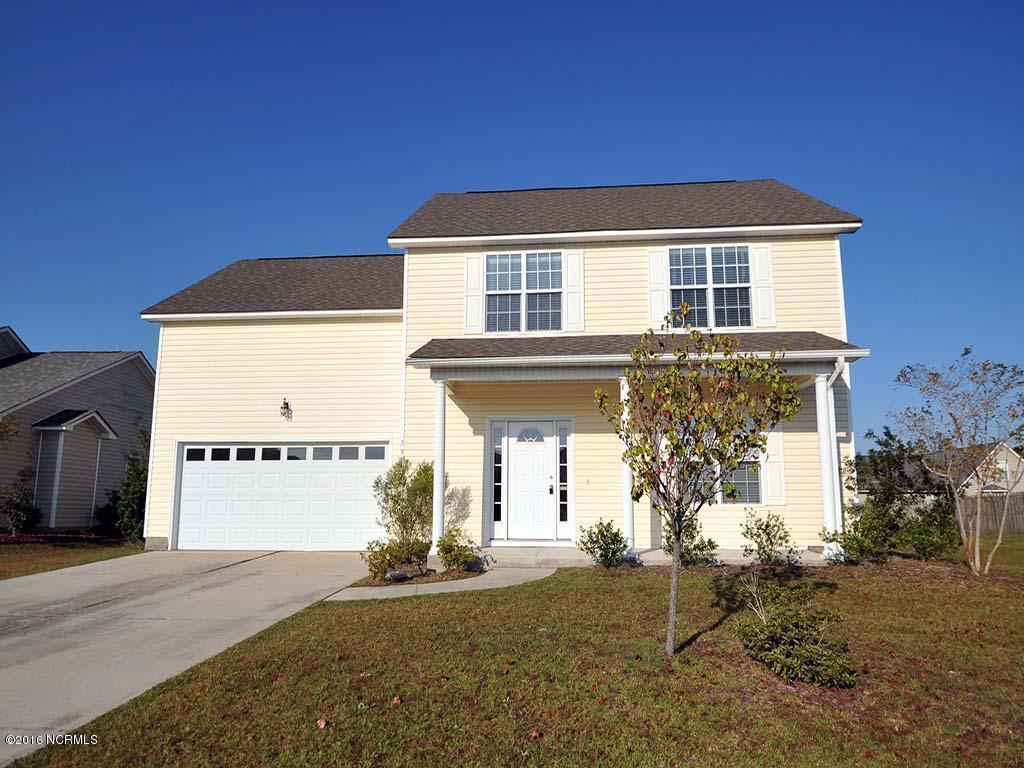 7332 Walking Horse Court, Wilmington, NC 28411 (MLS #100017664) :: Century 21 Sweyer & Associates