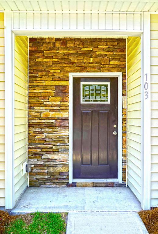 109 Beacon Woods Drive 1-5, Holly Ridge, NC 28445 (MLS #100017733) :: Century 21 Sweyer & Associates