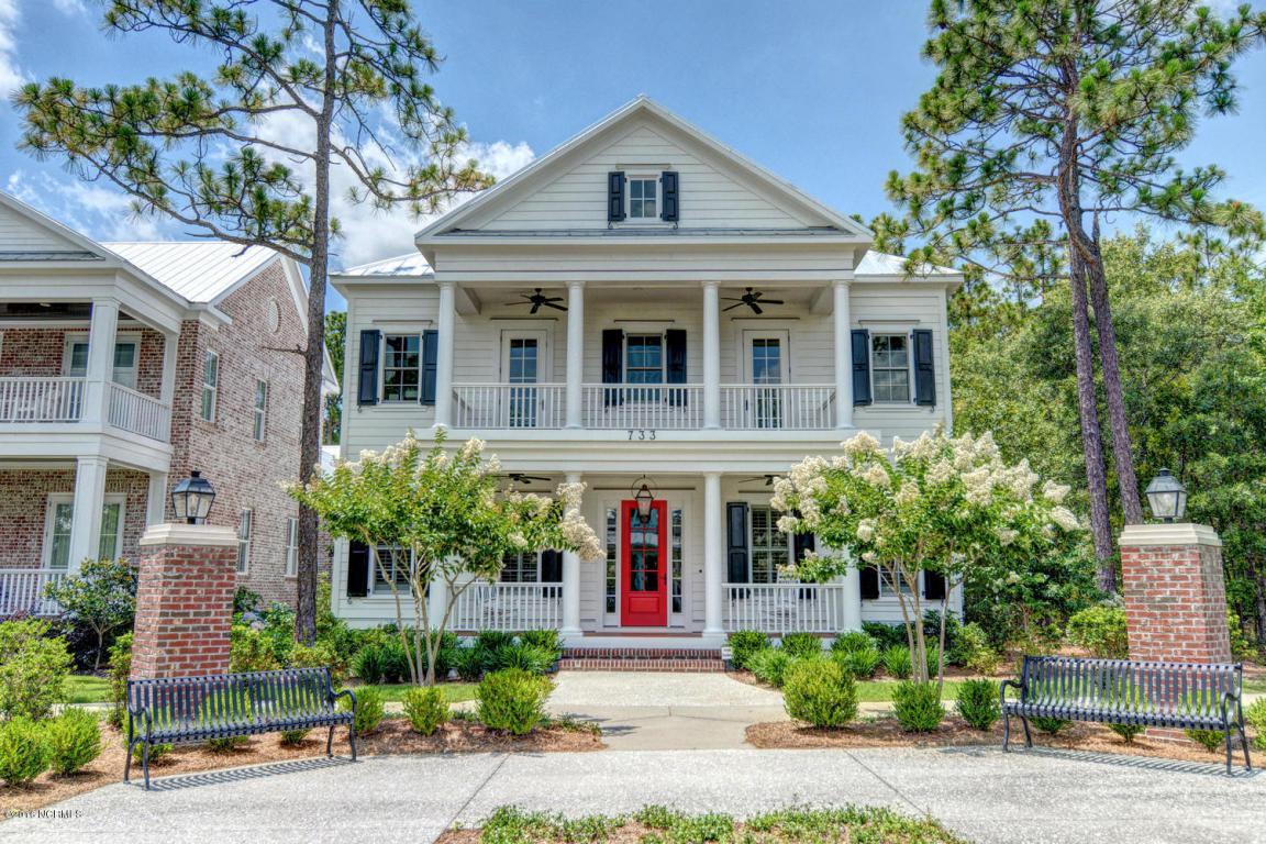 733 Susquehanna Lane, Wilmington, NC 28403 (MLS #100017801) :: Century 21 Sweyer & Associates