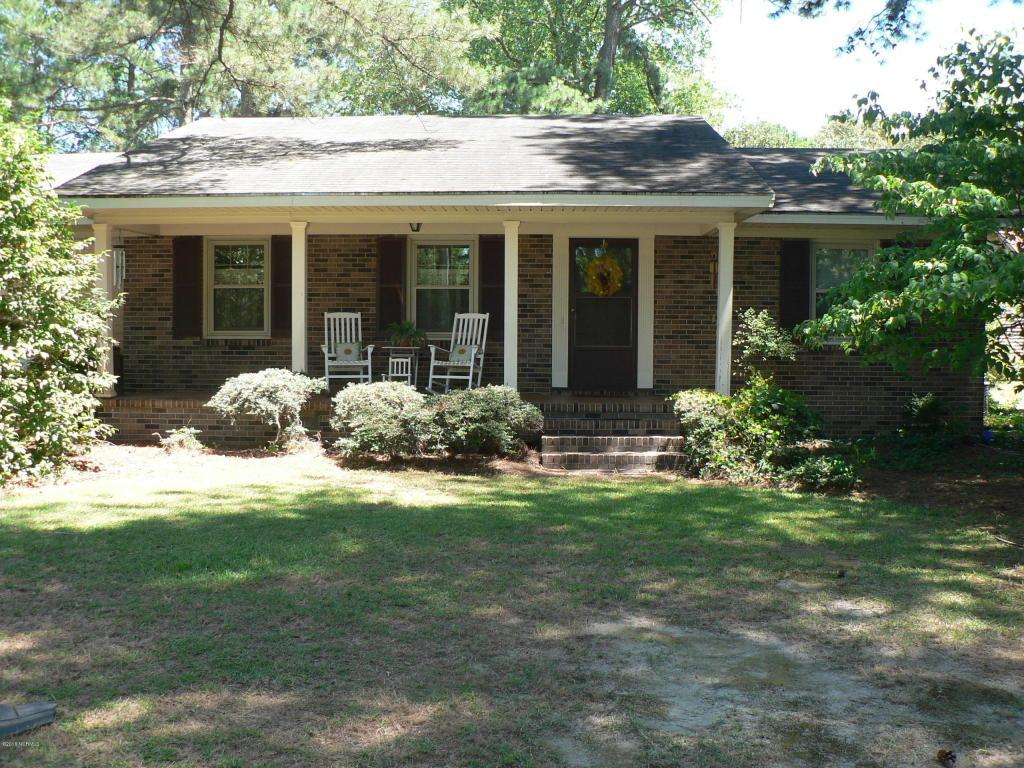1263 1st Street Ext., Nashville, NC 27856 (MLS #100018005) :: Century 21 Sweyer & Associates