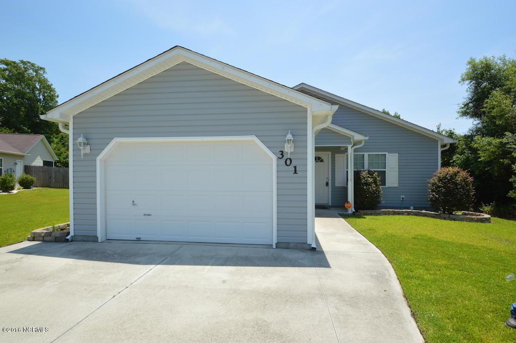 301 Top Knot Road, Hubert, NC 28539 (MLS #100018106) :: Century 21 Sweyer & Associates