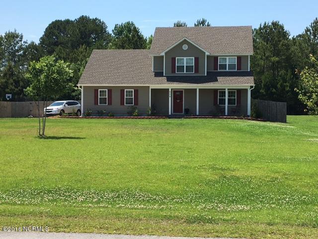 539 Park Meadows Drive, Newport, NC 28570 (MLS #100018183) :: Century 21 Sweyer & Associates
