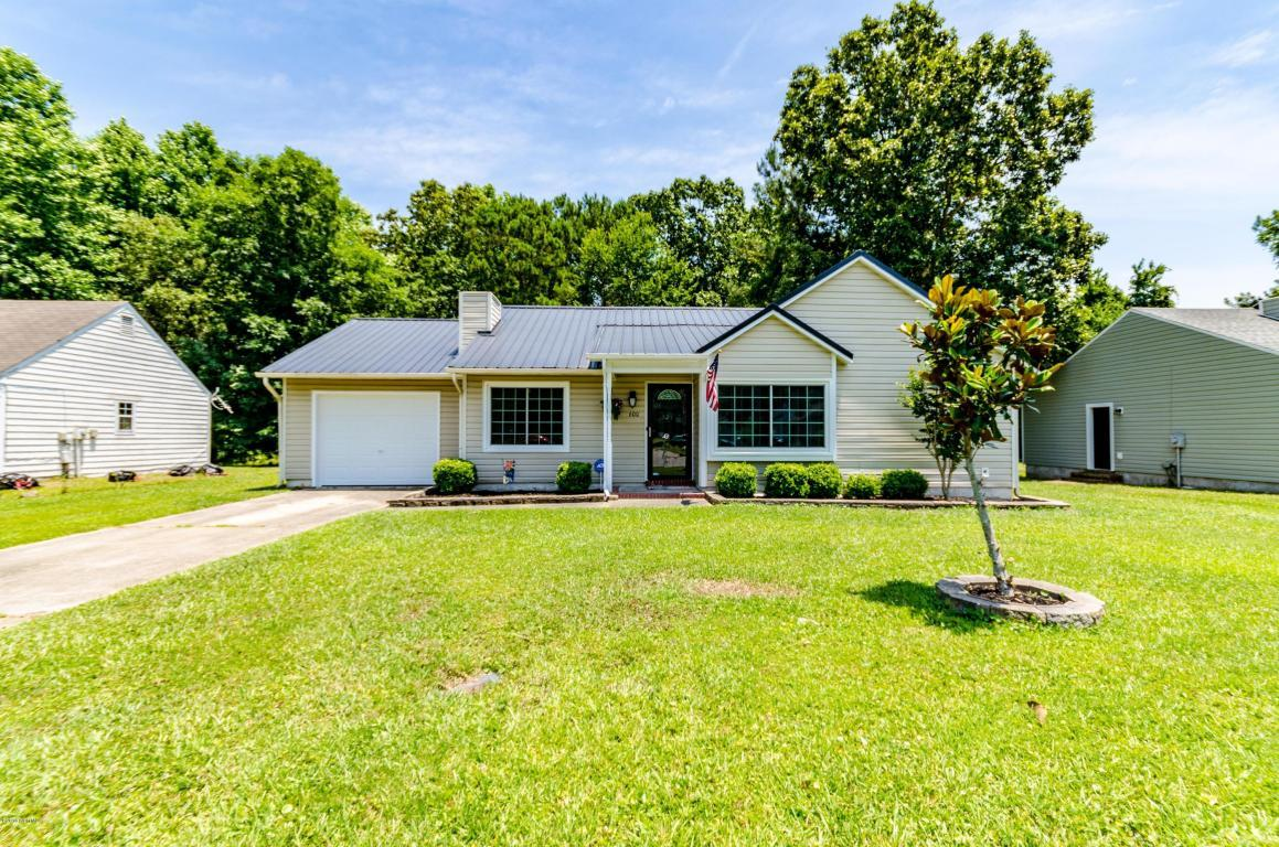 600 Regalwood Drive, Jacksonville, NC 28546 (MLS #100018335) :: Century 21 Sweyer & Associates