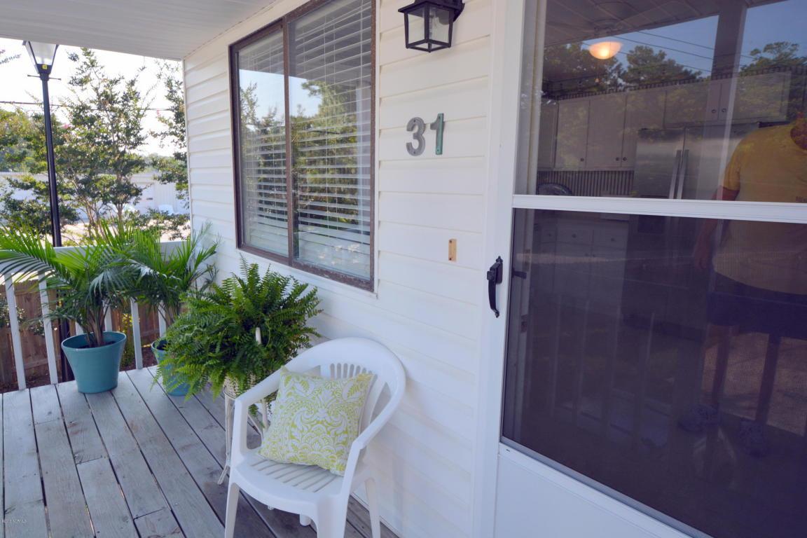 2411 Front Street #31, Beaufort, NC 28516 (MLS #100018378) :: Century 21 Sweyer & Associates