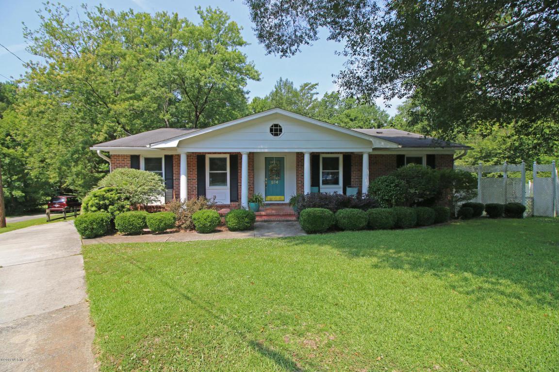 234 Diane Drive, Jacksonville, NC 28540 (MLS #100018414) :: Century 21 Sweyer & Associates