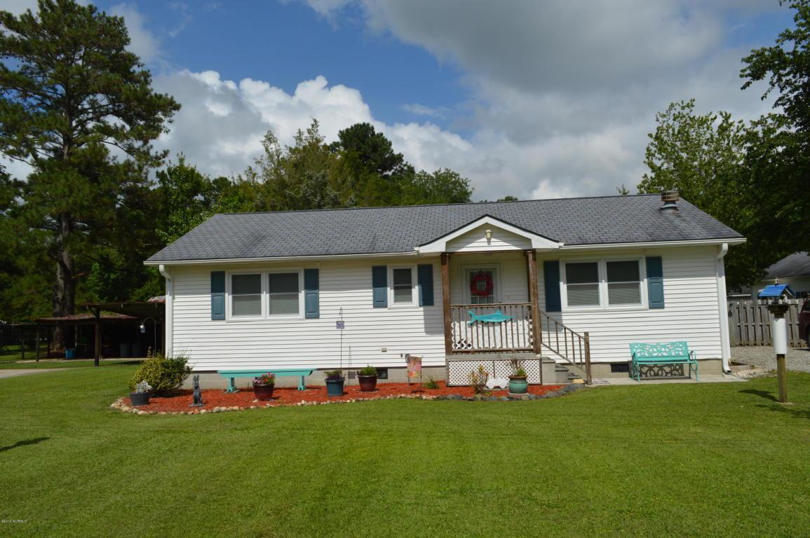 138 Old Stanton Road, Beaufort, NC 28516 (MLS #100018483) :: Century 21 Sweyer & Associates