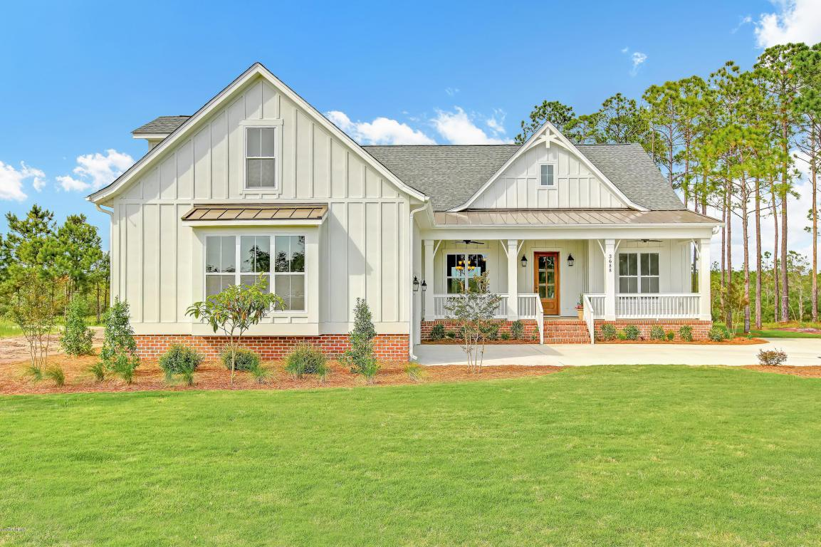 3688 Pepperbush Drive, Southport, NC 28461 (MLS #100018540) :: Century 21 Sweyer & Associates