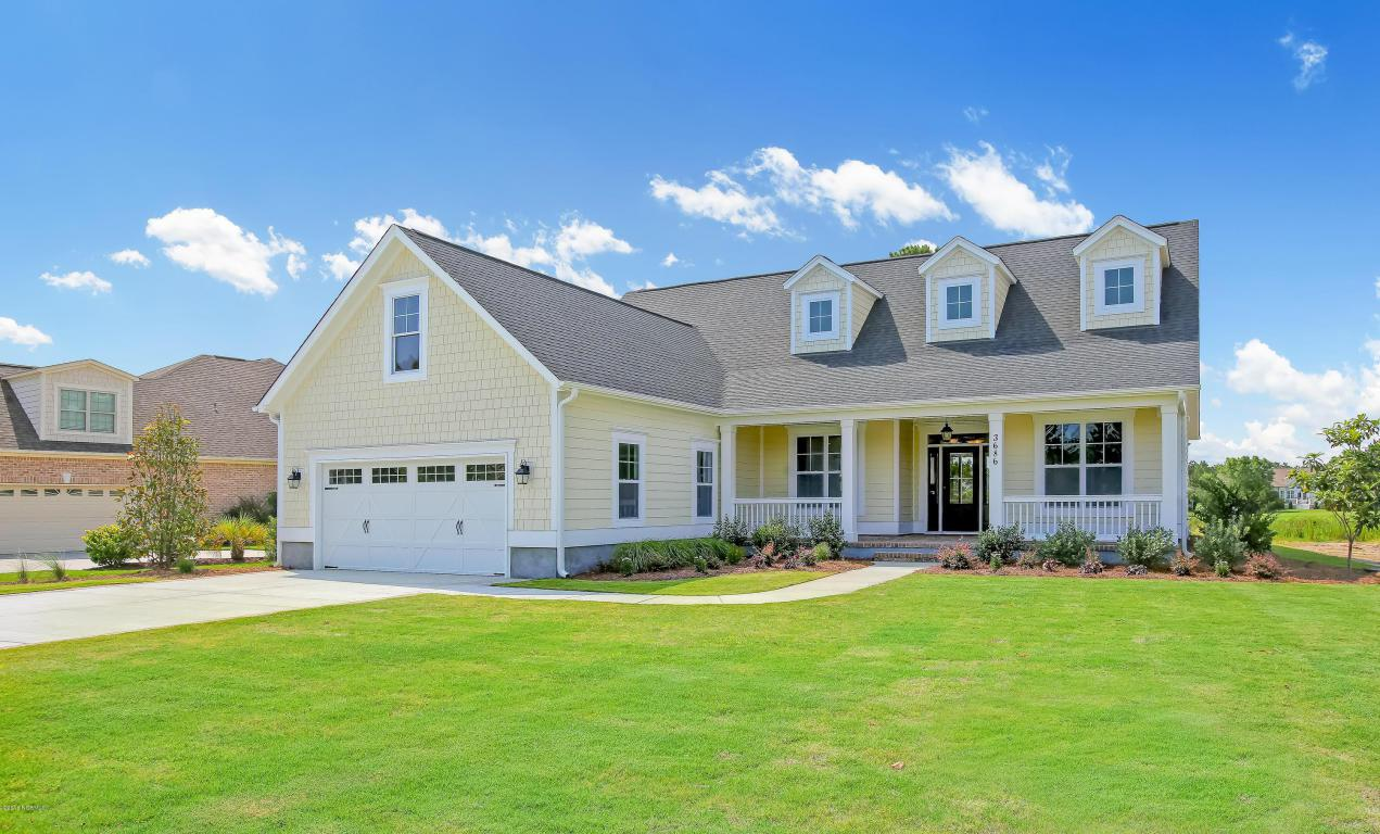 3686 Wingfoot Drive, Southport, NC 28461 (MLS #100018583) :: Century 21 Sweyer & Associates