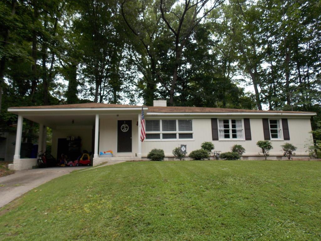 1117 Hillside Drive, Greenville, NC 27858 (MLS #100018655) :: Century 21 Sweyer & Associates