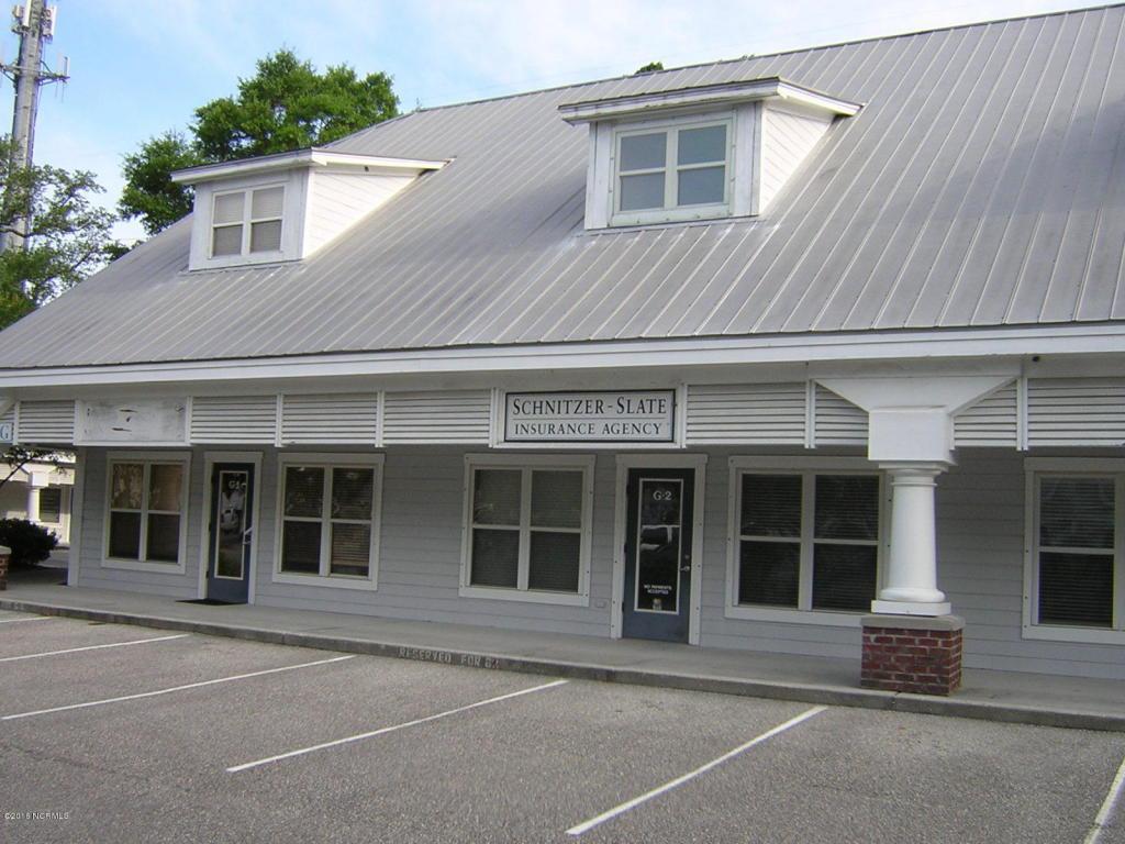 5725 Oleander Drive G2, Wilmington, NC 28403 (MLS #100018739) :: Century 21 Sweyer & Associates