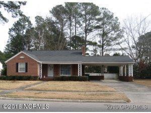 402 N Main Street, Robersonville, NC 27871 (MLS #100018744) :: Century 21 Sweyer & Associates