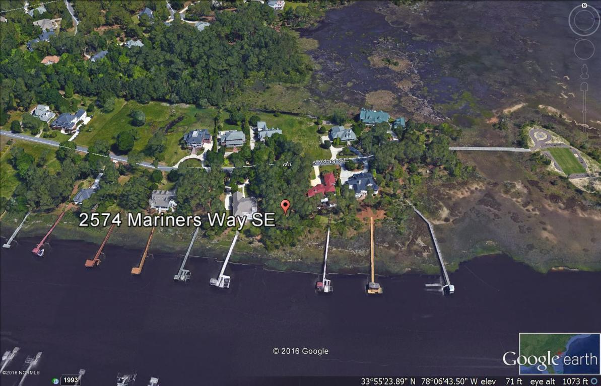2574 Mariners Way SE, Southport, NC 28461 (MLS #100018800) :: Century 21 Sweyer & Associates
