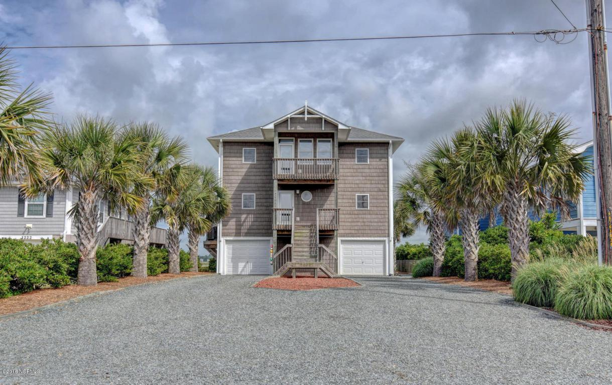 1220 Carolina Boulevard, Topsail Beach, NC 28445 (MLS #100019024) :: Century 21 Sweyer & Associates