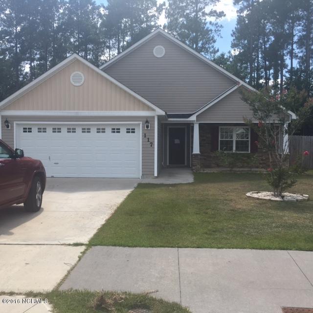 117 Ironwood Court, Jacksonville, NC 28546 (MLS #100019045) :: Century 21 Sweyer & Associates