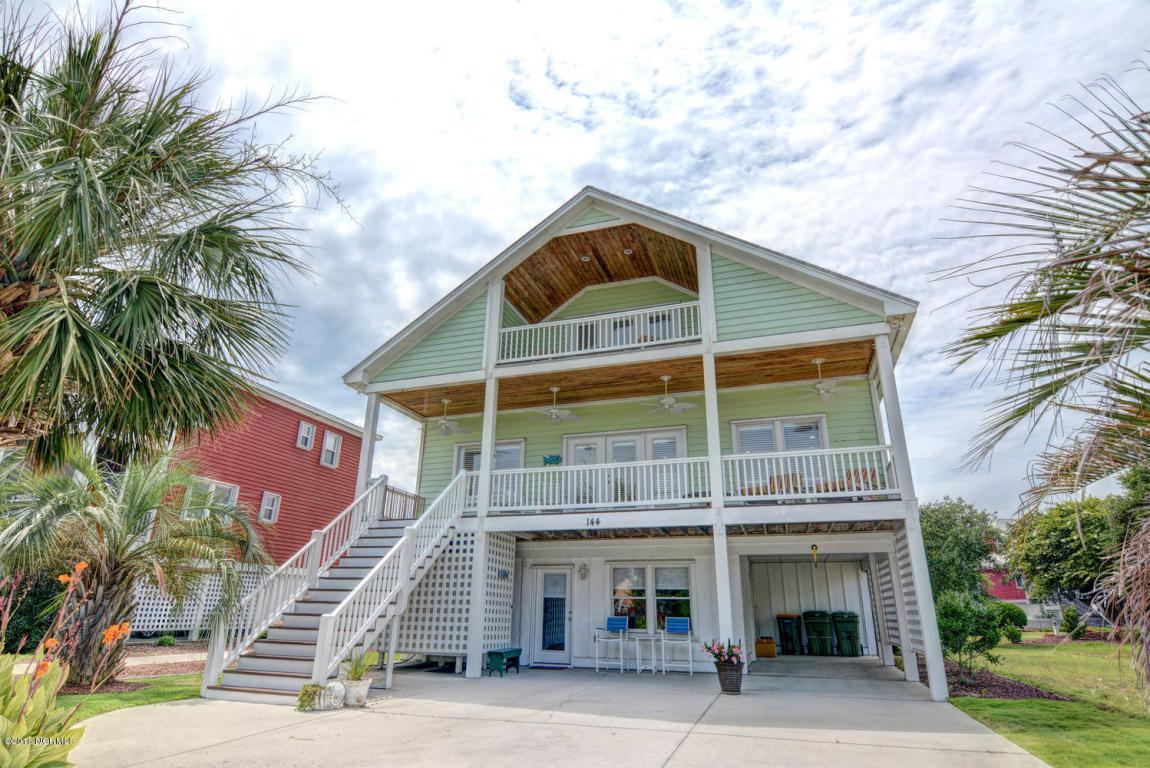 144 Seawatch Way, Kure Beach, NC 28449 (MLS #100019102) :: Century 21 Sweyer & Associates