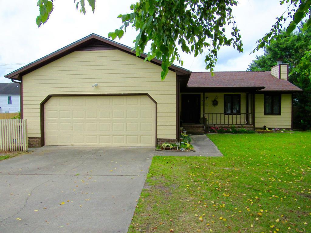 106 Quail Ridge Road, Havelock, NC 28532 (MLS #100019196) :: Century 21 Sweyer & Associates