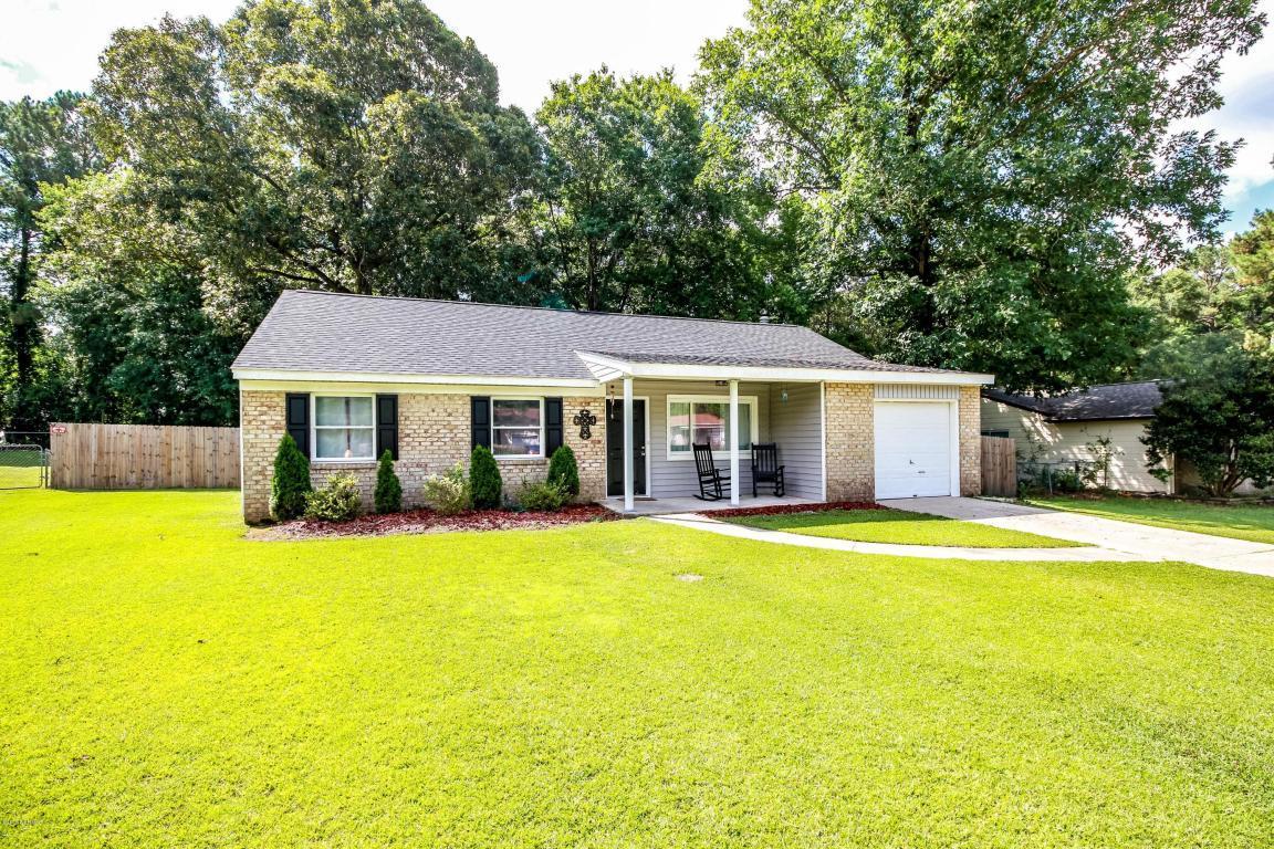 205 Devon Court, Jacksonville, NC 28546 (MLS #100019290) :: Century 21 Sweyer & Associates