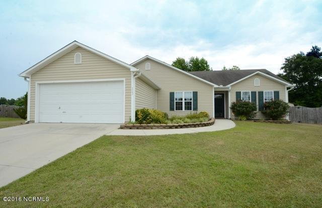 113 Rolling Meadow Drive, Richlands, NC 28574 (MLS #100019377) :: Century 21 Sweyer & Associates