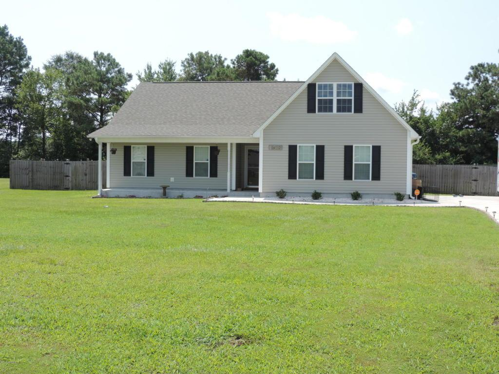 158 Christy Drive, Beulaville, NC 28518 (MLS #100019387) :: Century 21 Sweyer & Associates
