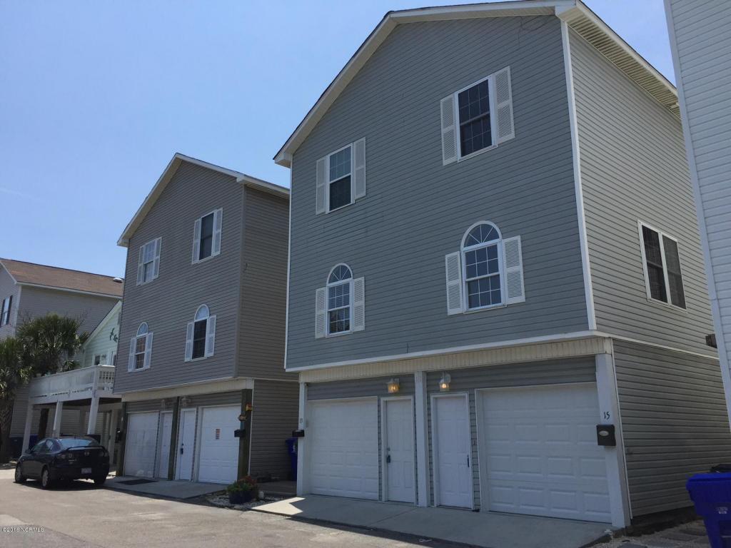 15 Sea Gull Lane #15, Carolina Beach, NC 28428 (MLS #100019543) :: Century 21 Sweyer & Associates