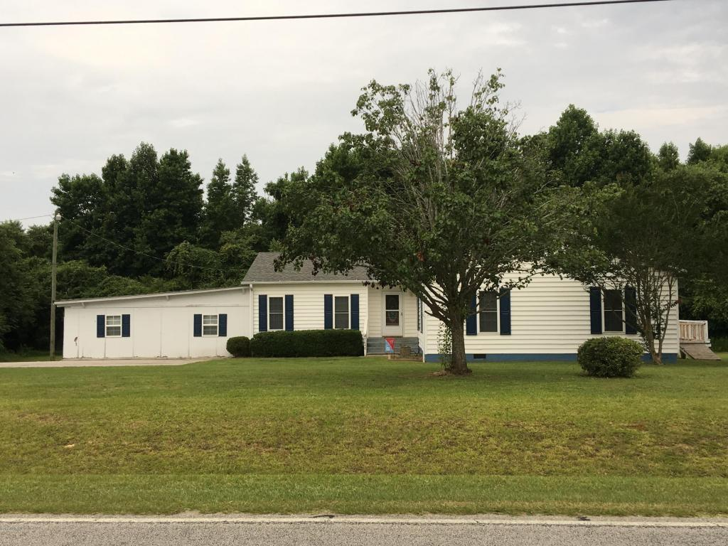 7648 Woodbridge Road, Stantonsburg, NC 27883 (MLS #100019639) :: Century 21 Sweyer & Associates