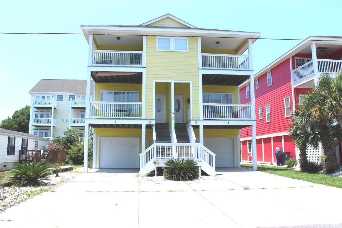 1512 Snapper Lane #1, Carolina Beach, NC 28428 (MLS #100019724) :: Century 21 Sweyer & Associates