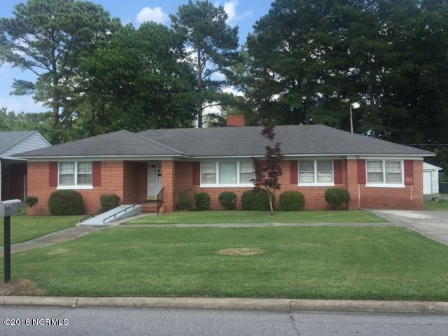 208 Seven Hills Annex Road W, Wilson, NC 27893 (MLS #100019929) :: Century 21 Sweyer & Associates