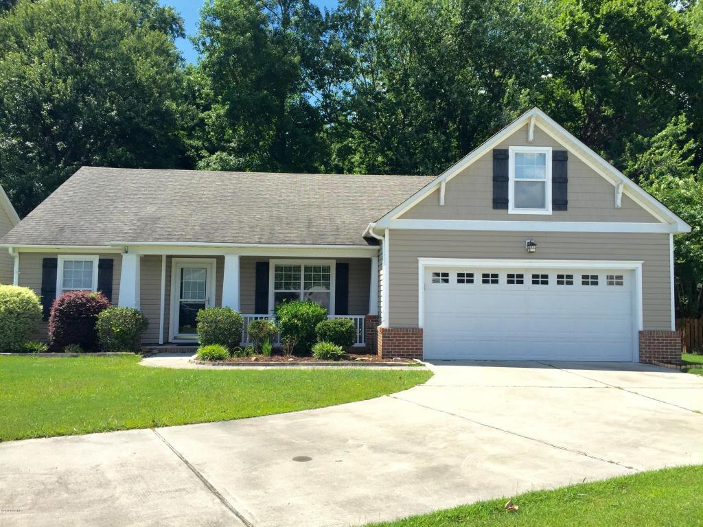 129 Sweetbriar Court, New Bern, NC 28562 (MLS #100019950) :: Century 21 Sweyer & Associates