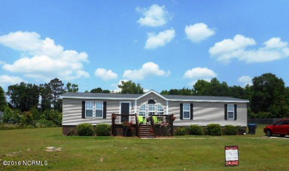 313 Cypress Knoll Drive, Richlands, NC 28574 (MLS #100019970) :: Century 21 Sweyer & Associates