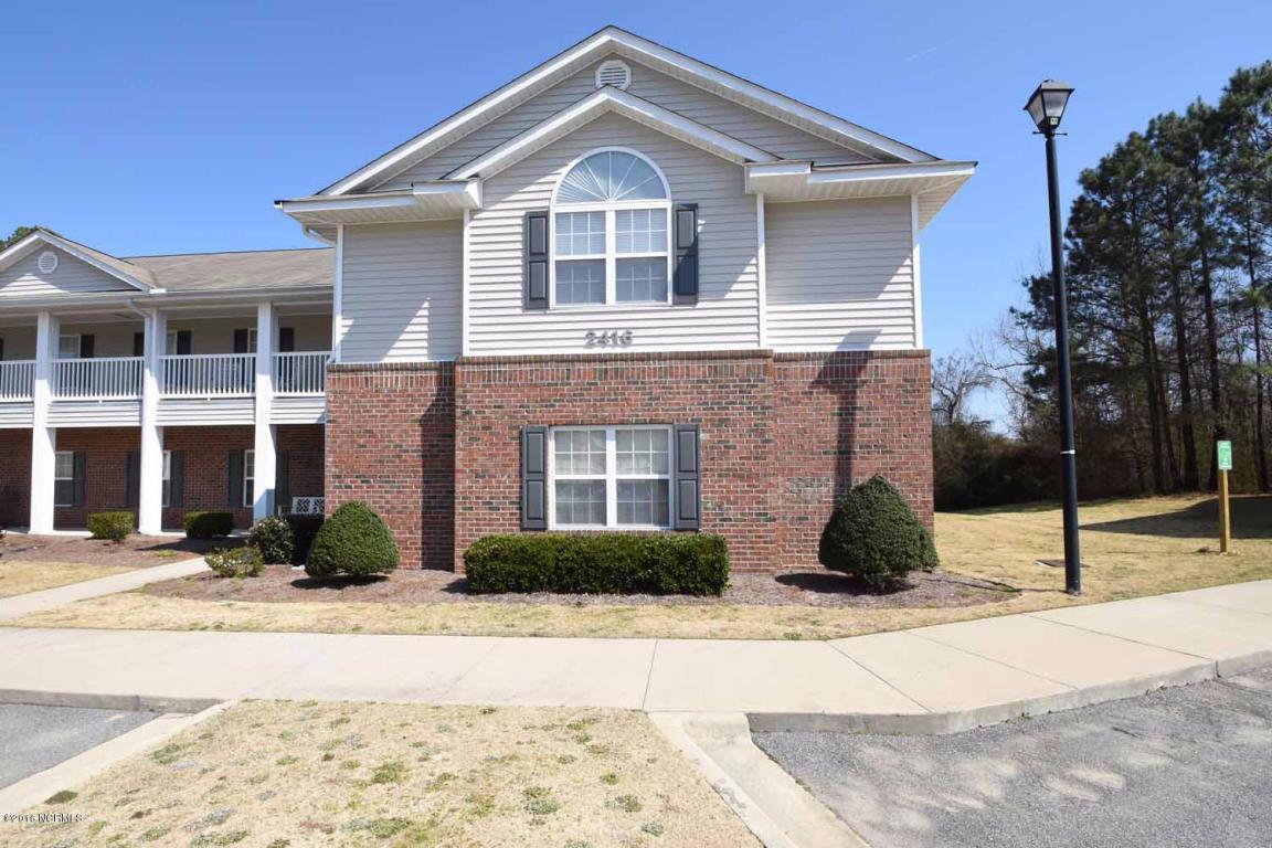 2416 H King Richard Court, Greenville, NC 27858 (MLS #100020001) :: Century 21 Sweyer & Associates