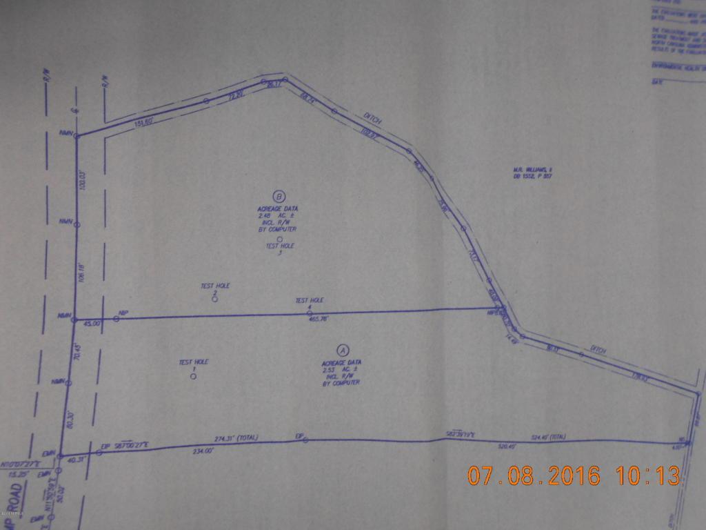 Lot A Vine Swamp Road, Kinston, NC 28504 (MLS #100020097) :: Century 21 Sweyer & Associates