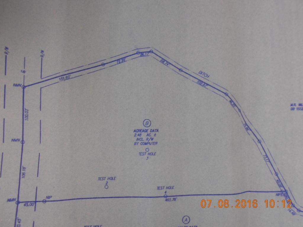 Lot B Vine Swamp Road, Kinston, NC 28504 (MLS #100020107) :: Century 21 Sweyer & Associates