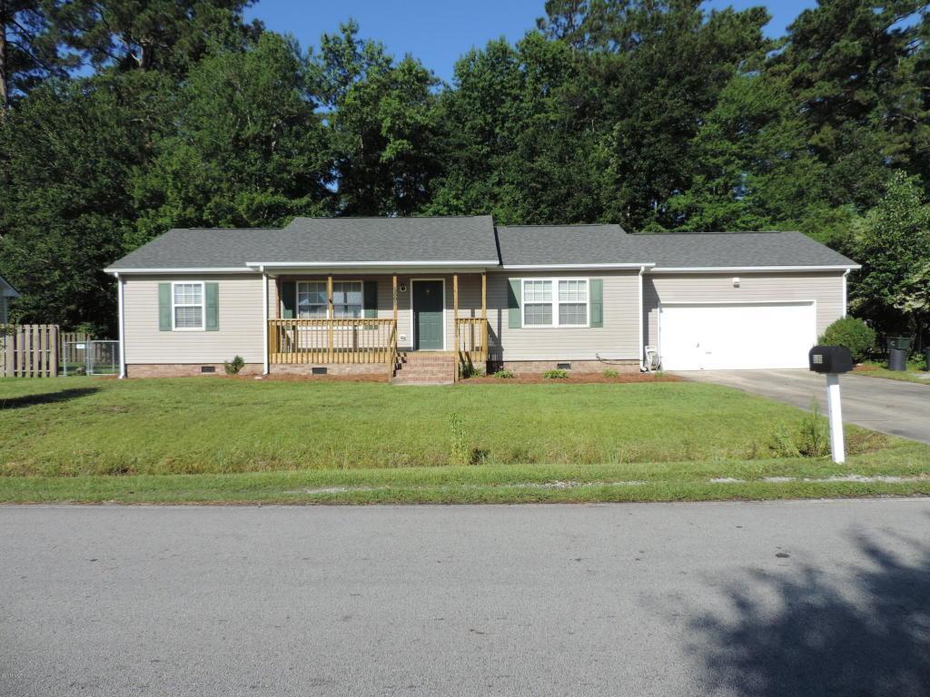 5805 County Line Road, New Bern, NC 28562 (MLS #100020392) :: Century 21 Sweyer & Associates