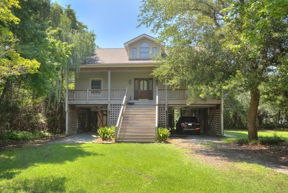 126 SW 4th Street, Oak Island, NC 28465 (MLS #100020449) :: Century 21 Sweyer & Associates