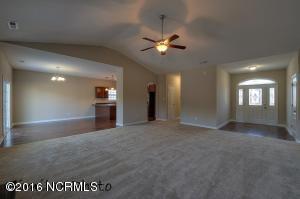 502 Turpentine Trail, Jacksonville, NC 28546 (MLS #100020510) :: Century 21 Sweyer & Associates