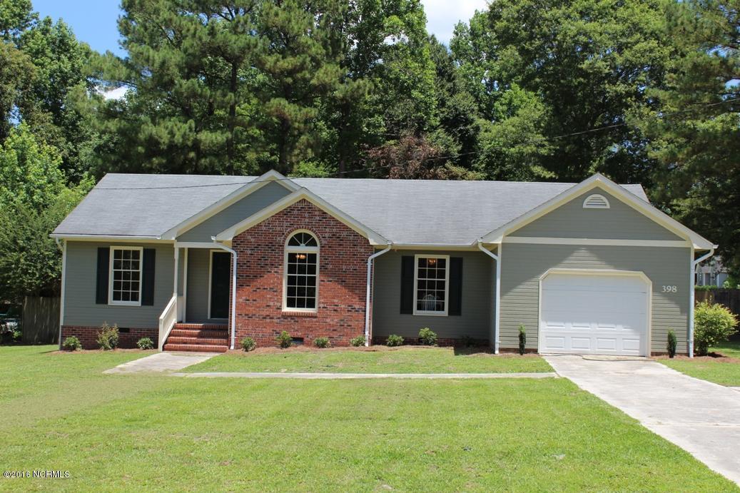 398 Bannermans Mill Road, Richlands, NC 28574 (MLS #100020521) :: Century 21 Sweyer & Associates