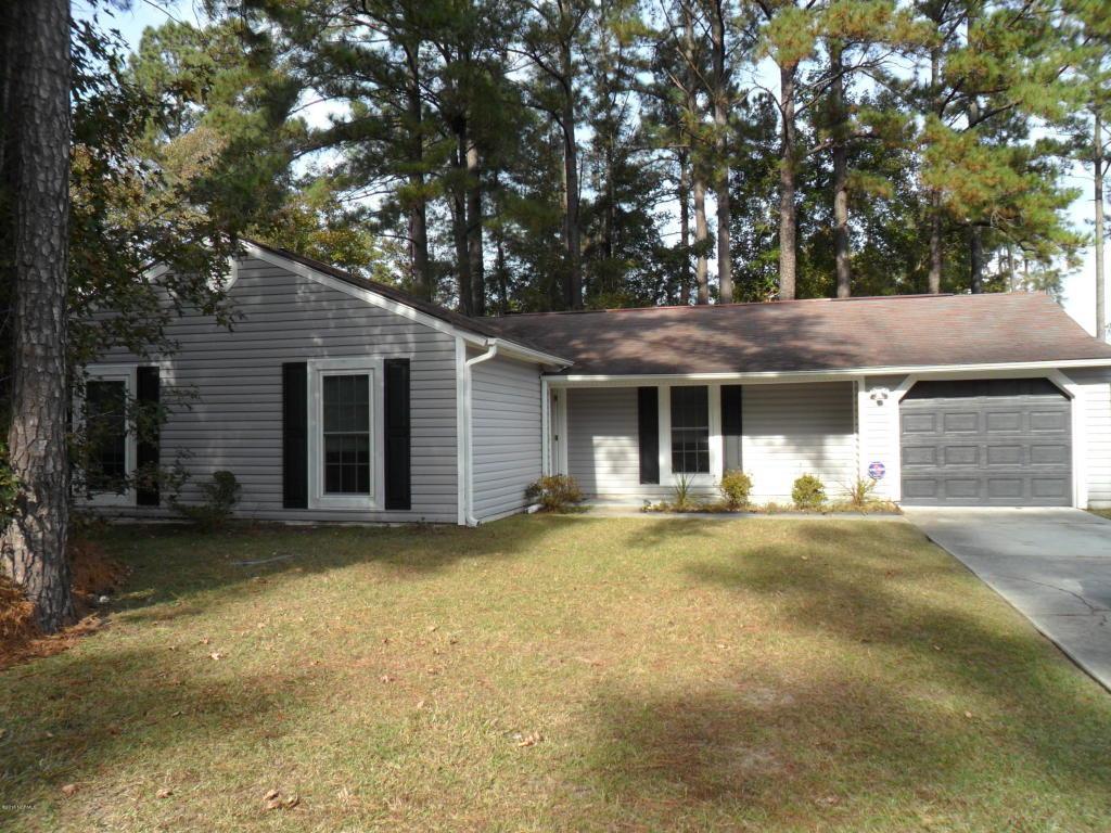 636 Shadowridge Road, Jacksonville, NC 28546 (MLS #100020545) :: Century 21 Sweyer & Associates