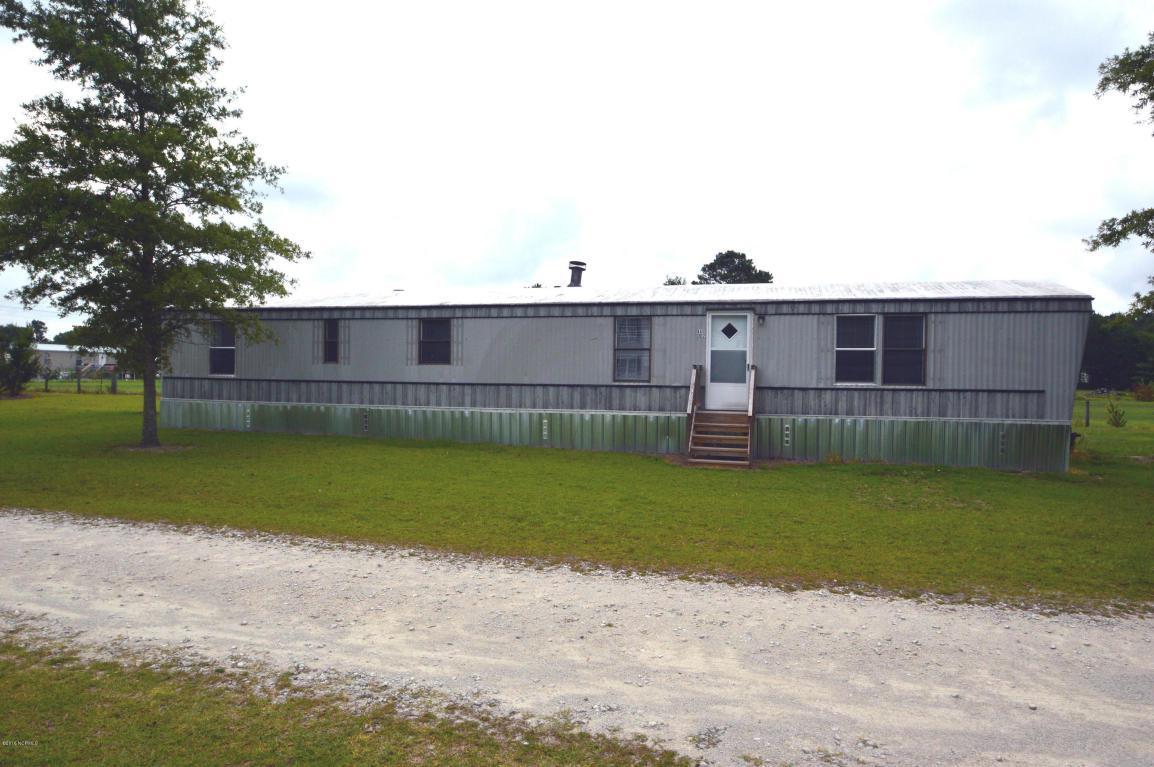 643 Fowler Manning Road M.H. #2, Richlands, NC 28574 (MLS #100020723) :: Century 21 Sweyer & Associates