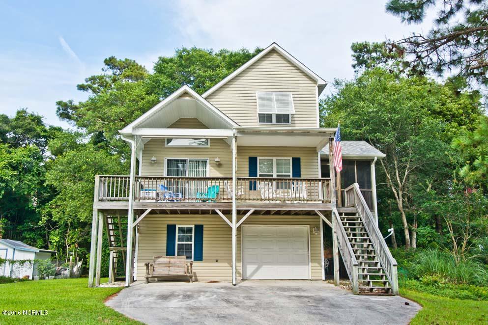 328 Cedar Street, Emerald Isle, NC 28594 (MLS #100020737) :: Century 21 Sweyer & Associates