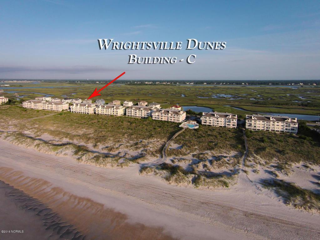 2504 N Lumina Avenue 2-C, Wrightsville Beach, NC 28480 (MLS #100020813) :: Century 21 Sweyer & Associates
