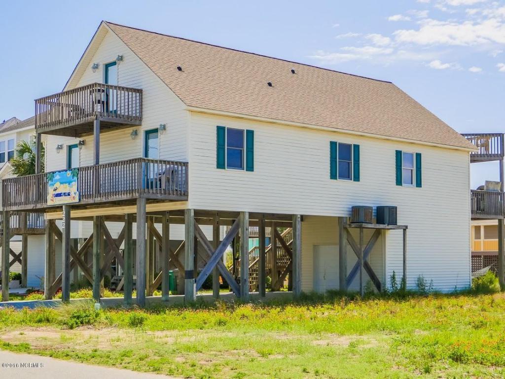 1222 N Topsail Drive, Surf City, NC 28445 (MLS #100020845) :: Century 21 Sweyer & Associates