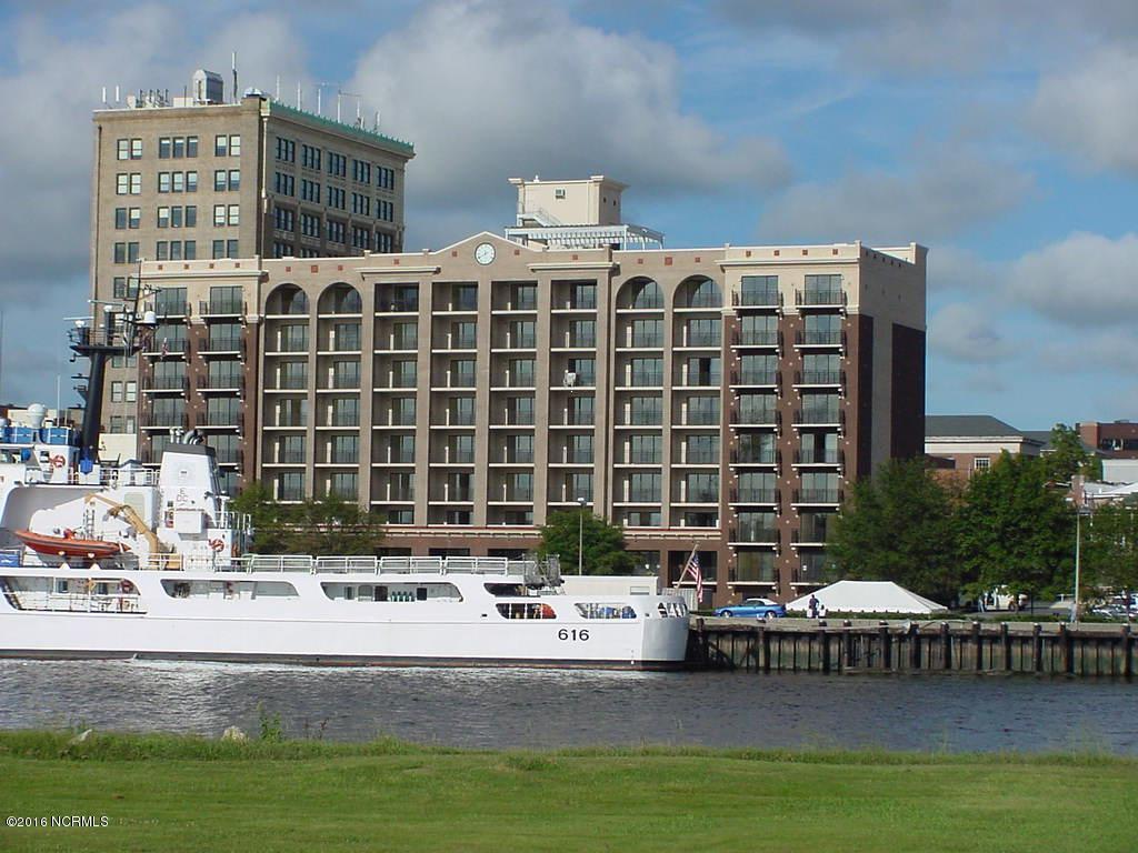 106 N Water Street #609, Wilmington, NC 28401 (MLS #100020961) :: Century 21 Sweyer & Associates
