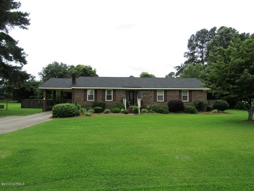 107 Hillard Drive, Plymouth, NC 27962 (MLS #100020986) :: Century 21 Sweyer & Associates