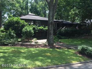 1201 Brookside Drive NW, Wilson, NC 27896 (MLS #100021062) :: Century 21 Sweyer & Associates