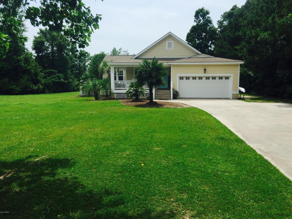 288 Goose Creek Road, Hubert, NC 28539 (MLS #100021113) :: Century 21 Sweyer & Associates