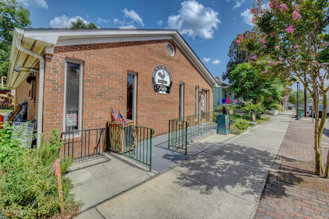 706 N 4th Street, Wilmington, NC 28401 (MLS #100021154) :: Century 21 Sweyer & Associates