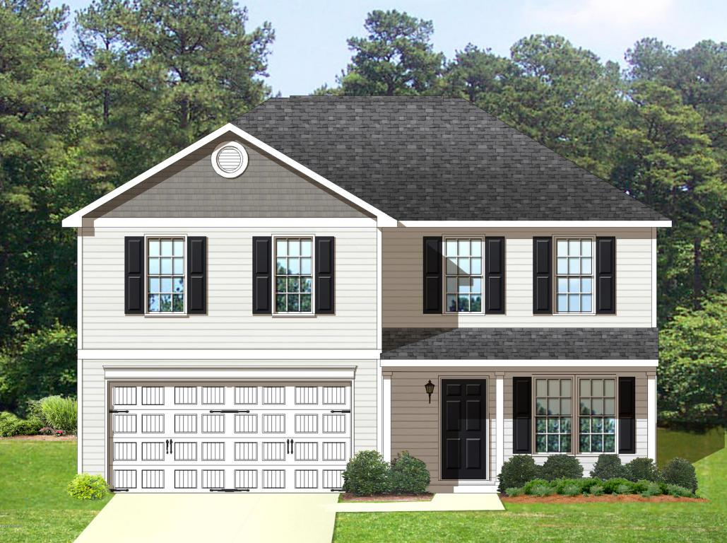 6523 Rustling Leaves Way, Wilmington, NC 28409 (MLS #100021226) :: Century 21 Sweyer & Associates